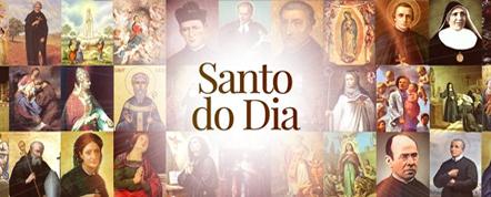 SANTO DO DIA